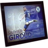 Chelsea Olivier Giroud Glass Frame 8x6
