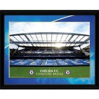 Chelsea Stamford Bridge Print - 16 x 12 Inch
