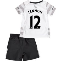 Everton Away Baby Kit 2015/16 with Lennon 12 printing