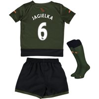 Everton Third Baby Kit 2015/16  with Jagielka 6 printing