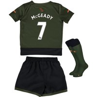 Everton Third Baby Kit 2015/16  with McGeady 7 printing