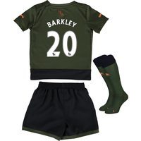 Everton Third Baby Kit 2015/16  with Barkley 20 printing