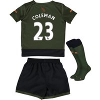 Everton Third Baby Kit 2015/16  with Coleman 23 printing