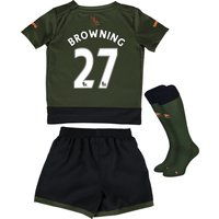 Everton Third Baby Kit 2015/16  with Browning 36 printing