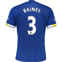 Everton Home Baby Kit 2016/17 with Baines 3 printing