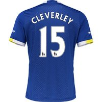 Everton Home Baby Kit 2016/17 with Cleverley 15 printing