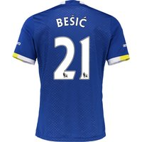 Everton Home Baby Kit 2016/17 with Besic 21 printing