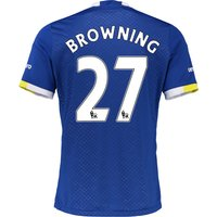 Everton Home Baby Kit 2016/17 with Browning 27 printing