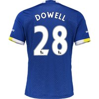 Everton Home Baby Kit 2016/17 with Dowell 28 printing