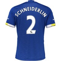 Everton Home Baby Kit 2016/17 with Schneiderlin 2 printing