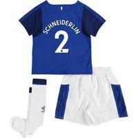 Everton Home Infant Kit 2017/18 with Schneiderlin 2 printing