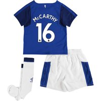 Everton Home Infant Kit 2017/18 with McCarthy 16 printing