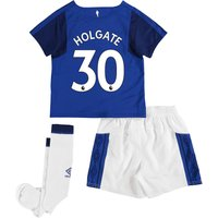 Everton Home Infant Kit 2017/18 with Holgate 30 printing