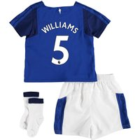 Everton Home Baby Kit 2017/18 with Williams 5 printing