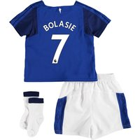Everton Home Baby Kit 2017/18 with Bolasie 7 printing