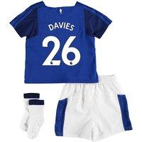 Everton Home Baby Kit 2017/18 with Davies 26 printing