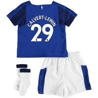 Everton Home Baby Kit 2017/18 with Calvert-Lewin 29 printing