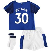 Everton Home Baby Kit 2017/18 with Holgate 30 printing