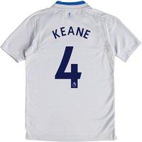 Everton Away Shirt 2017/18 - Junior with Keane 4 printing