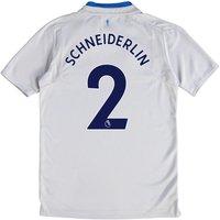 Everton Away Shirt 2017/18 - Junior with Schneiderlin 2 printing