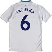 Everton Away Shirt 2017/18 - Junior with Jagielka 6 printing