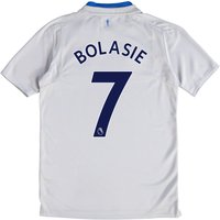 Everton Away Shirt 2017/18 - Junior with Bolasie 7 printing