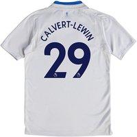 Everton Away Shirt 2017/18 - Junior with Calvert-Lewin 29 printing