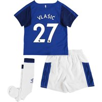 Everton Home Infant Kit 2017/18 with Vlašic 27 printing