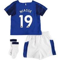 Everton Home Baby Kit 2017/18 with Niasse 19 printing