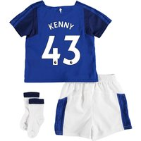 Everton Home Baby Kit 2017/18 with Kenny 43 printing
