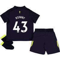 Everton 3rd Baby Kit 2017/18 with Kenny 43 printing