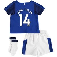 Everton Home Baby Kit 2017/18 with Cenk Tosun 14 printing