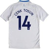 Everton Away Shirt 2017/18 - Junior with Cenk Tosun 14 printing