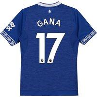 Everton Home Shirt 2018-19 - Kids with Gana 17 printing