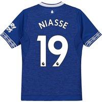 Everton Home Shirt 2018-19 - Kids with Niasse 19 printing