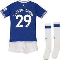 Everton Home Infant Kit 2018-19 with Calvert-Lewin 29 printing