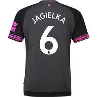 Everton Away Shirt 2018-19 with Jagielka 6 printing