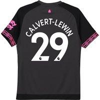 Everton Away Shirt 2018-19 - Kids with Calvert-Lewin 29 printing