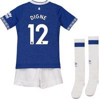 Everton Home Infant Kit 2018-19 with Digne 12 printing