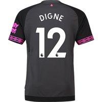 Everton Away Shirt 2018-19 with Digne 12 printing