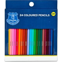 Everton Colouring Pencils 24 Pack