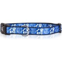 Everton Dog Collar Small