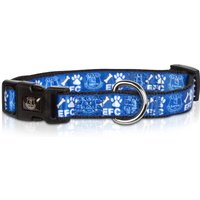 Everton Dog Collar Large