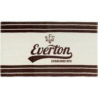 Everton Retro Large Beach Towel