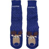 Everton Christmas Socks - Everton Blue - Mens