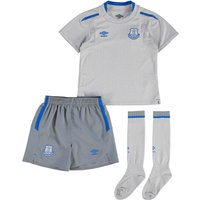 Everton Away Infant Kit 2017/18