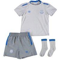Everton Away Baby Kit 2017/18