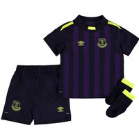 Everton 3rd Baby Kit 2017/18