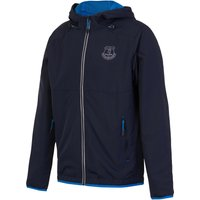 Everton Sport Running Jacket - Navy/Reflective