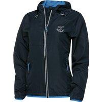 Everton Sport Running Jacket - Navy/Reflective - Womens